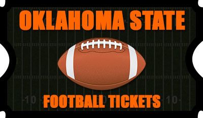Oklahoma State Football Tickets 123 Logo